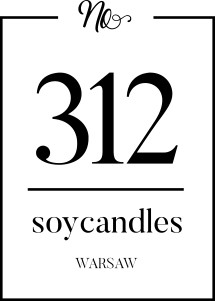 312 Handmade Soy Candles